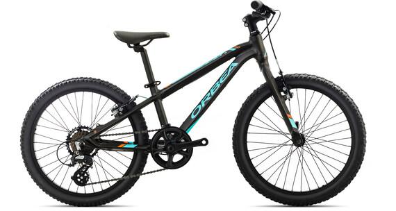 ORBEA MX 20 Dirt - Vélo enfant - noir/turquoise